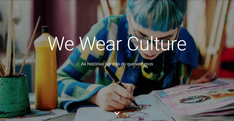 We wear culture - Google
