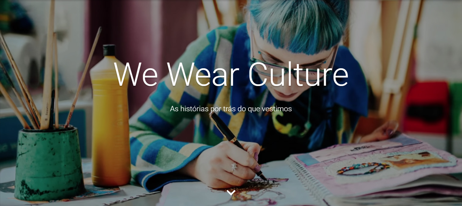 We wear culture - Google