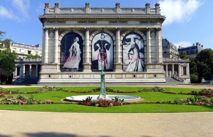 Palácio Galliera, em Paris