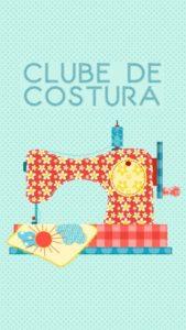 Wallpaper Clube de Costura