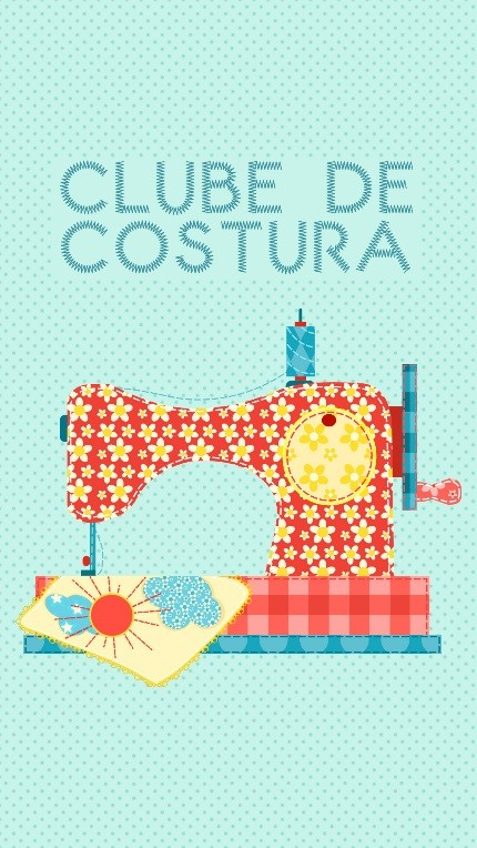 Wallpaper Clube de Costura