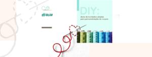 DIY: dicas de bordados simples para personalização de roupas